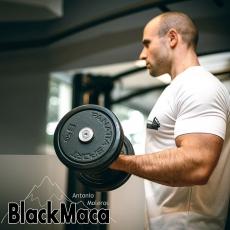 Black Maca Pulver à 250g - Beutel
