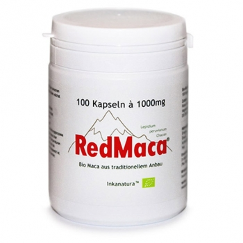 100 Stk. RED MACA Kapseln à1000mg